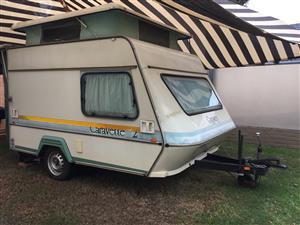 1991 Caravette 2 Caravan