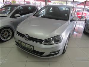 2014 VW Golf 1.6TDI BlueMotion