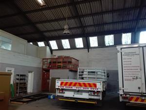 Blackheath Industrial : 275 sq / m To Let