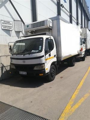 Toyota Dyna 4 Ton Refrigerated Truck