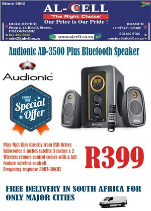 Audionic AD-3500 Bluetooth Speaker