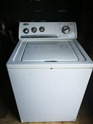 Whirlpool industrial washing