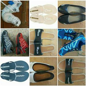 Original salomon, nike,adidas, guess and sissyboy