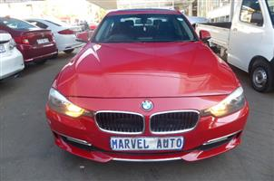 2013 BMW 3 Series 320i Dynamic