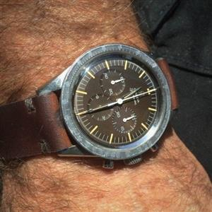 wanted vintage chronograph watch.