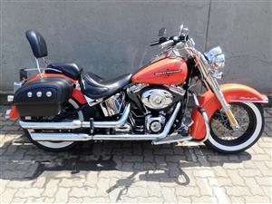 2014 Harley Davidson Softail