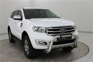 2019 Ford Everest EVEREST 2.2 TDCi XLT A/T