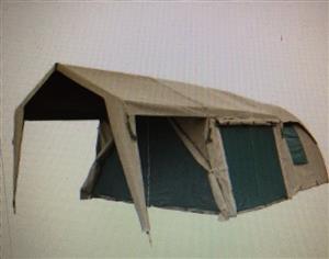Tent Campor safari 4 Man