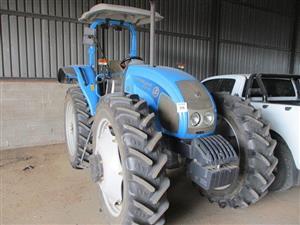 Landini Power Farm 90HC L-LUSL/GA Tractor - ON AUCTION