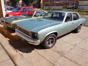 1976 Chevy Nova 350