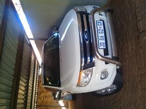 2015 Ford Ranger 3.2 double cab 4x4 XLT