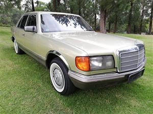 1983 Mercedes Benz 280SE