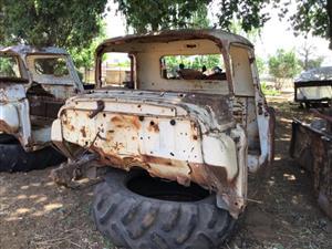 For Sale: 1956 Chevrolet Apache Cab