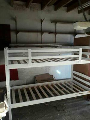 bed double bunk