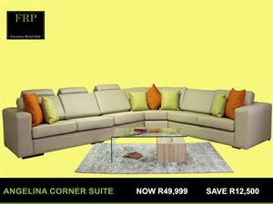 ANGELINA CORNER COUCH FOR SALE