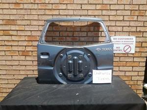 Daihatsu Terios Tailgate
