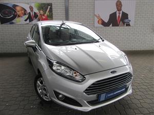 2013 Ford Fiesta 1.6TDCi 5 door Ambiente