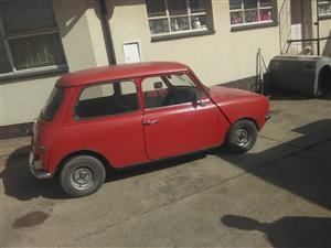Mini Clubman 1100 - Collector's Item