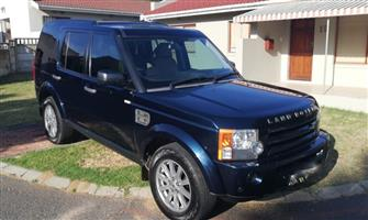 2009 Land Rover Discovery 3 TDV6 HSE