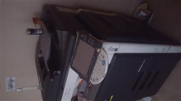 C360 Bizhub Printer