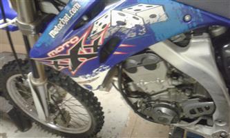 2006 Yamaha YZ250