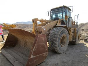 Caterpillar 950G Front End Loader - ON AUCTION