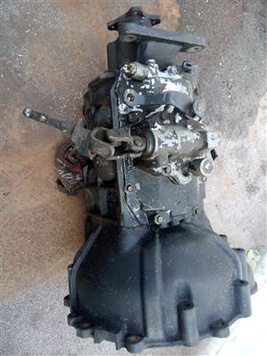 Mitsubishi canter 3,5 tonnes gearbox