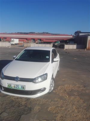 2013 VW Polo sedan POLO GP 1.6 COMFORTLINE