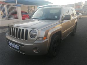 2009 Jeep Patriot 2.4L Limited auto