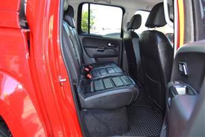 2018 VW Amarok 3.0 V6 TDI double cab Extreme 4Motion