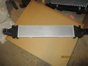 MERC W204 INTERCOOLER FOR SALE