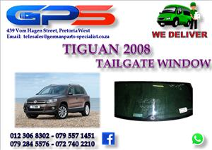 Used VW Tiguan 2008 Tailgate Window for Sale