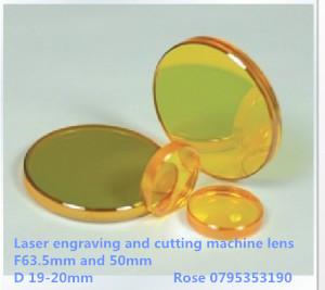 Quality CO2 laser machine lens R 800/ fiber laser protection lens For Sale