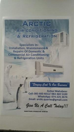 Arctic Air Conditioning and Refrigration