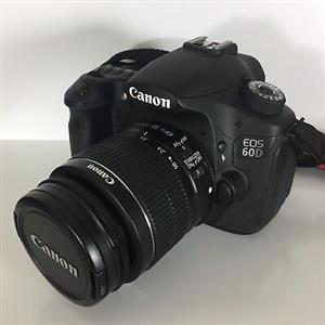 Canon EOS 60D Lens Bundle
