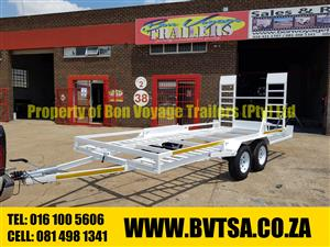 5 Meter Car Trailer For Sale
