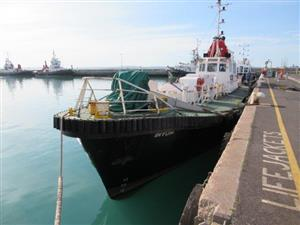 Pilot Boat - Inyoni - ON AUCTION