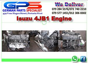 ISUZU 4JB1 ENGINE FOR SALE