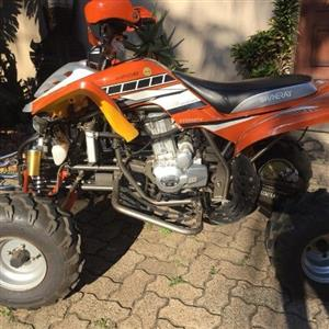 2007 Sam ATV 250cc Quad Shineray