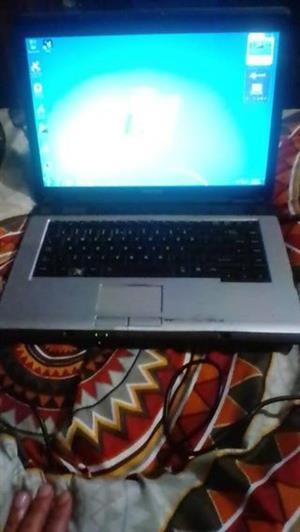 TOSHIBA laptop to swap