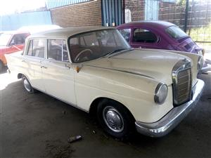 1963 Mercedes Benz 190