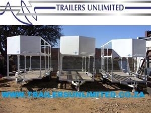 TRAILERS UNLIMITED. TRANSPORTER TRAILERS.