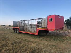 Coke trailer for sale
