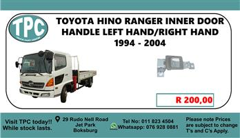 Toyota HINO Ranger in Door Opener Left Hand/Right Hand 1994 - 2004