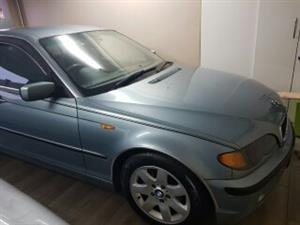 2003 BMW 3 Series 320i Exclusive