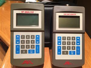AEA Antenna Analyzer 1HF and VHF UHF  ,  Like New