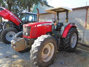 Massey Ferguson MF 5460, Dyna - 4, 4x4 Tractor