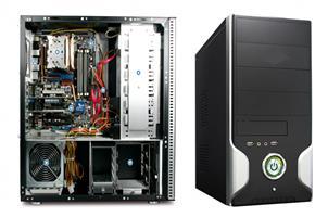 New Intel Core i3 4th cpu 2.6ghz, Hdd 500gb Ram 8gb dvd writer loaded