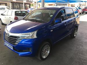 2018 Toyota Avanza 1.3 S