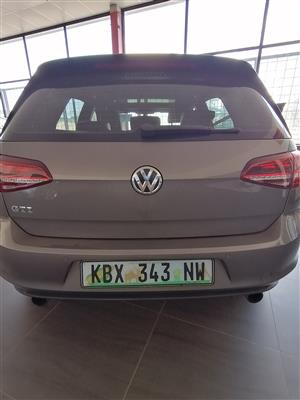 2015 VW Golf 2.0FSI Sportline